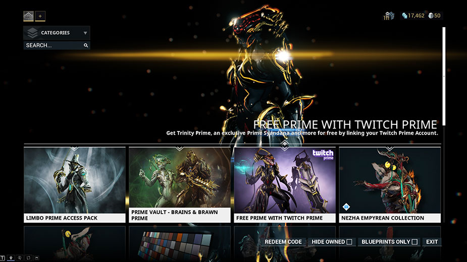 best mods to sell warframe