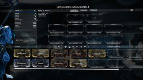 Warframe Beginner's Guide: Modding