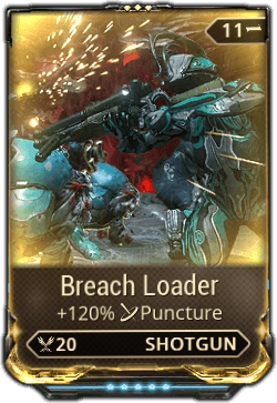 Breach Loader