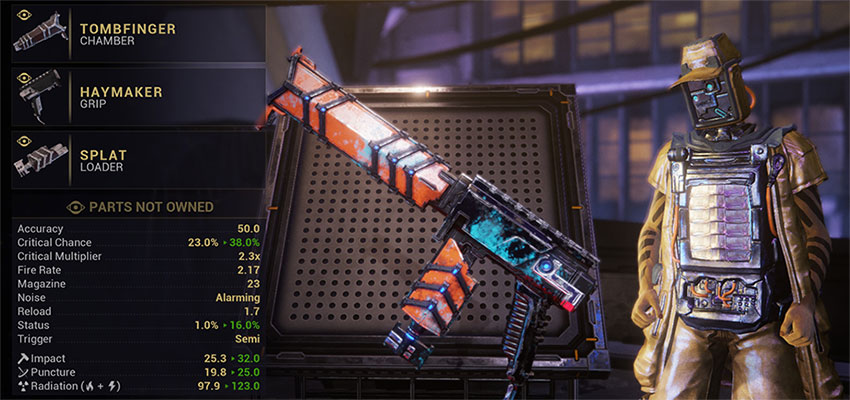 How to Build a Kitgun in Fortuna | Frame Mastery