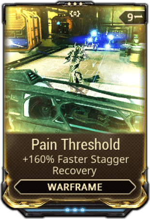 Pain Threshold
