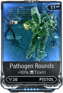 Pathogen Rounds