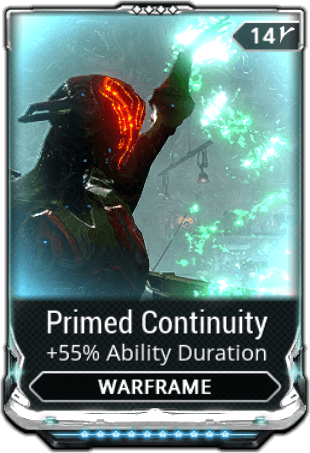 Primed Continuity