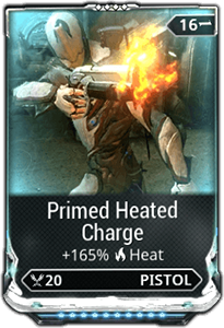 Primed Heated Charge