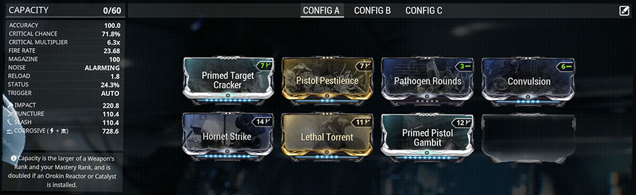 Regulators 0 Forma Build