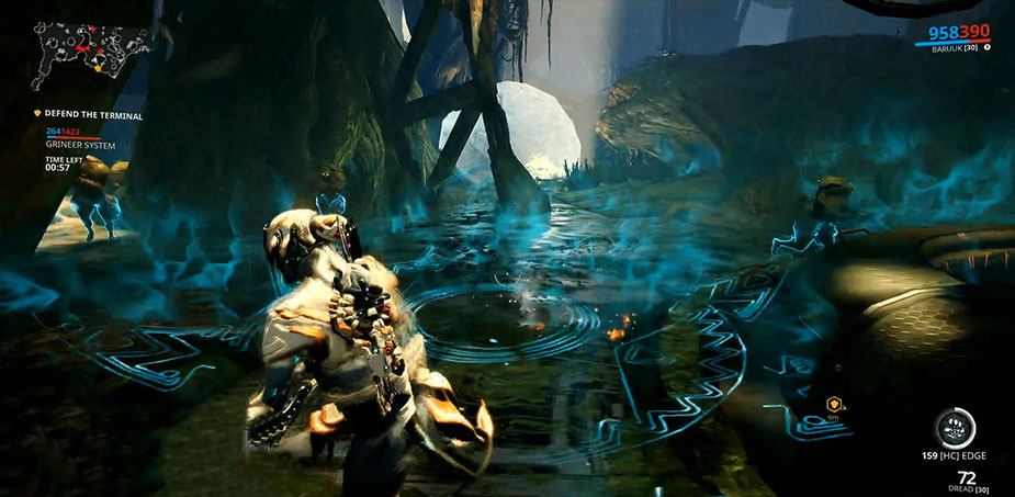 Baruuk Warframe Abilities Revealed Frame Mastery Beware the fury of the truly patient. baruuk warframe abilities revealed